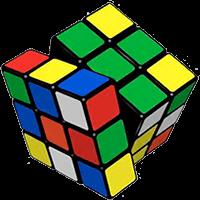 ένα κύβος ρούμπικ που φτιάχνεται εύκολα μετά τη χρήση των δισκίων Hadderall