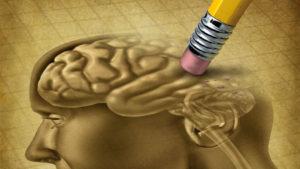 Гумичка, която изтрива човешката памет